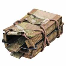 Подсумок Warrior Assault Systems MOLLE Double Quick Mag двойной, цвет – MultiCam